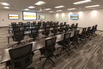 SLC meeting room